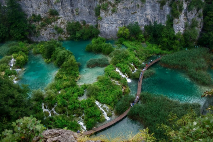 Top 10 Balkans-Plitvice-Photo by Boris Frkovic