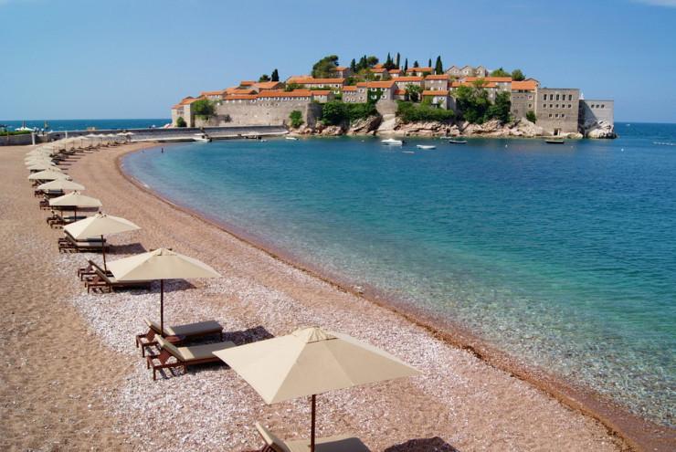 Top 10 Balkans-Sveti Stefan-