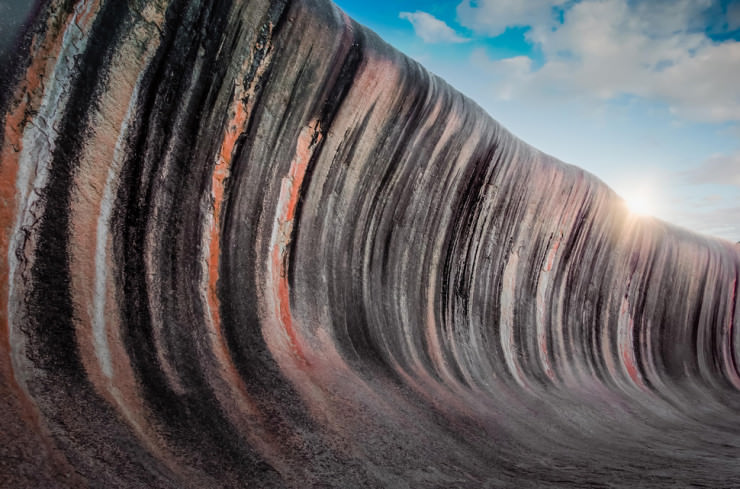 Wave Rock-Photo by Scott Barnett