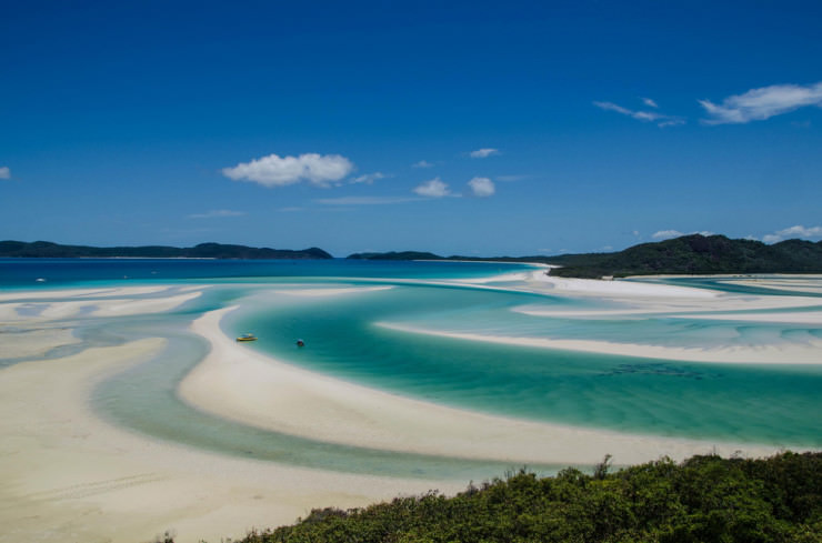 Whitsunday Island-Photo by Hermann Sattink