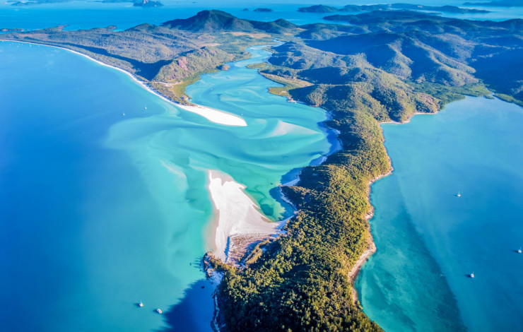 Whitsunday Island-Photo by Jon Reddick