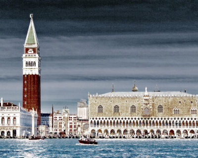 The Doge's Palace – Iconic Venetian Landmark in Italy