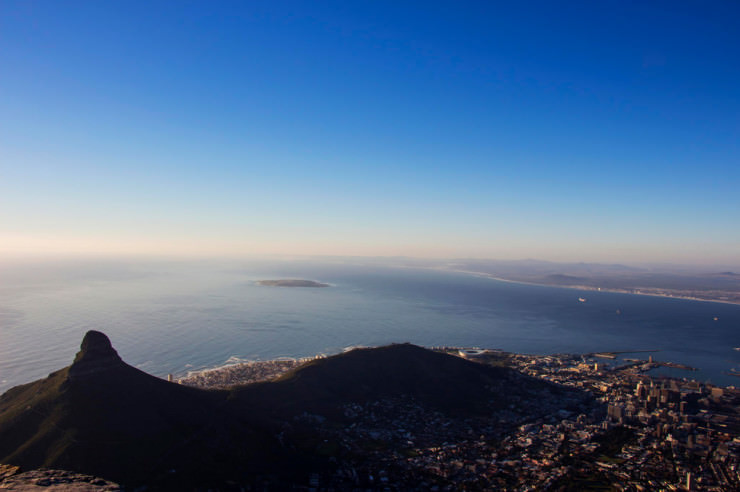 Lion's Head-Photo by Bradley van der Westhuizen