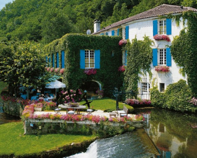 Idyllic Hotel in Romantic Village of Brantôme, France
