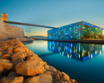 MuCEM – an Impressive Contemporary Architecture in Marseille, France