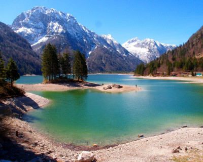 Lago del Predil – One of the Most Scenic Recreational Areas in Italy