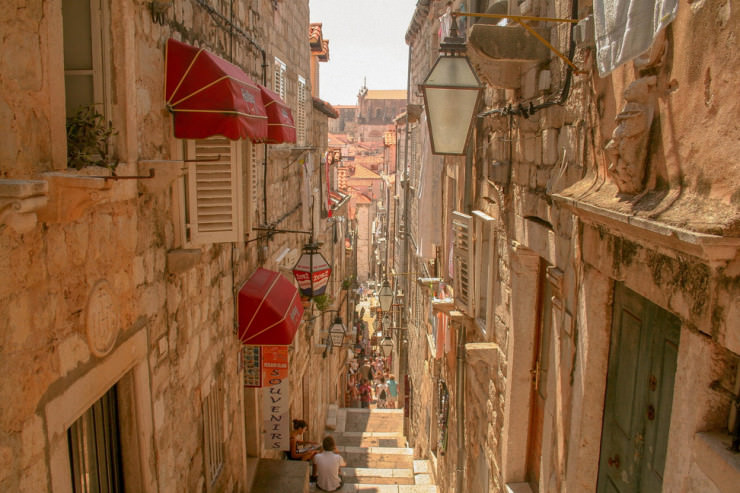 Top 10 Alleys-Dubrovnik-Photo by William Farmer