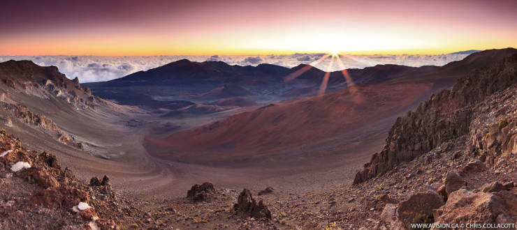 Top 29 Hawaii-Haleakela Summit-Photo by Chris Collacott
