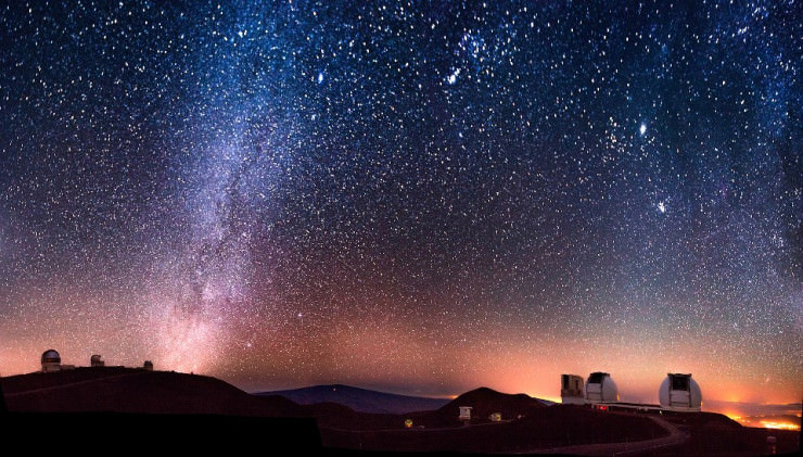 Top 29 Hawaii-Night Sky-Photo by Andrew Hara