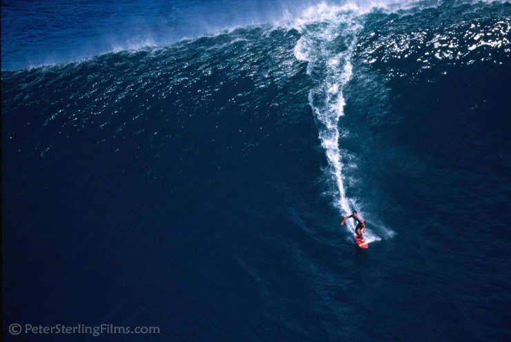 Top 29 Hawaii-Surfing-Photo by Peter Sterling