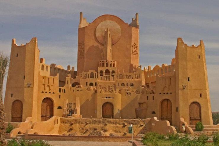 Top Castles-Ghardaïa