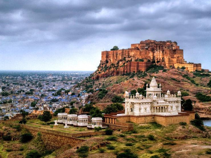 Top Castles-Jodhpur