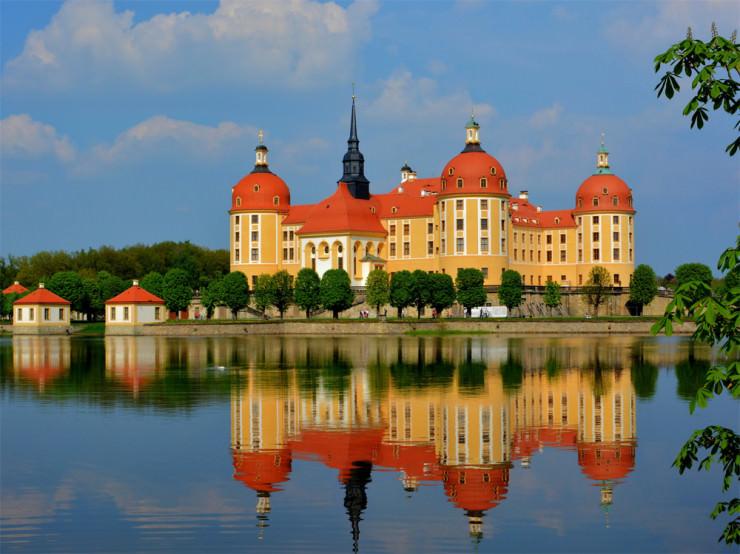 Top Castles-Moritzburg