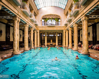 Gellért Baths – Iconic Spa Complex in Budapest, Hungary