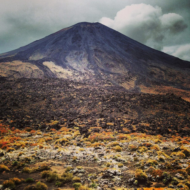Tongariro National Park-Photo by Brian Hennessy