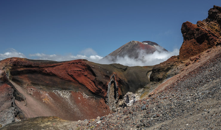 Tongariro National Park-Photo by David Ducrest
