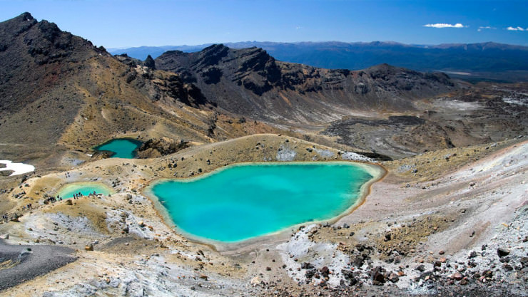 Tongariro National Park-Photo by Matt Binns