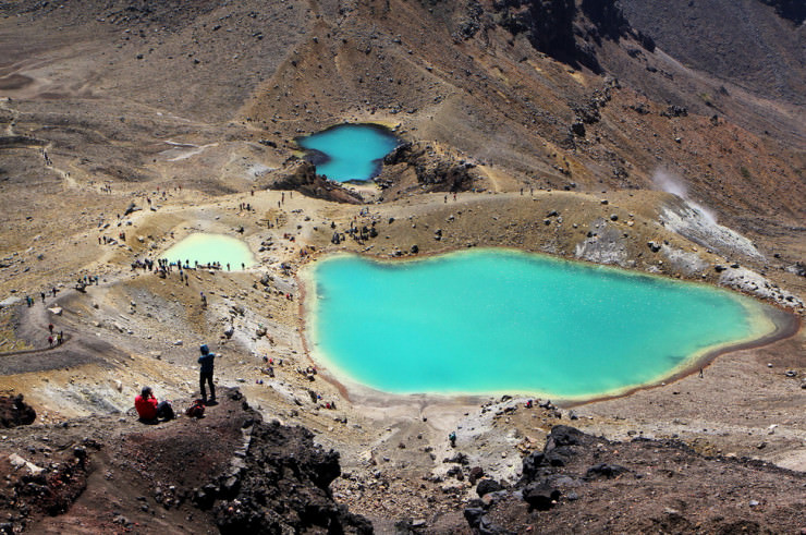 Tongariro National Park-Photo by Wouter J