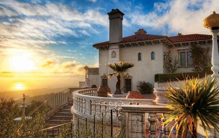 Top 10 Castles-Hearst