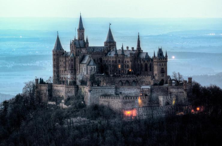 Top 10 Castles-Hohenzollern Castle-Photo by Alex Gaflig