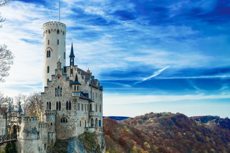 Top 10 Castles-Lichtenstein Castle-Photo by Steve Swope2