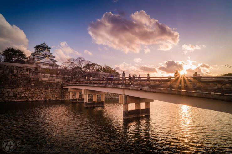 Top 10 Castles-Osaka-Photo by Poomillust Orz