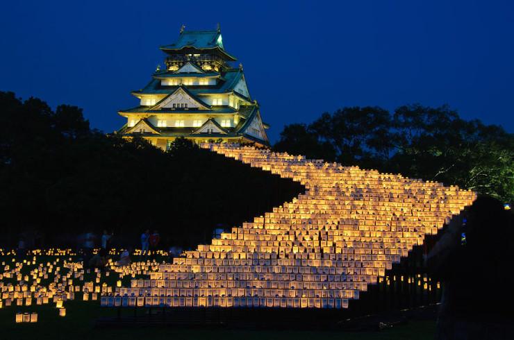 Top 10 Castles-Osaka2