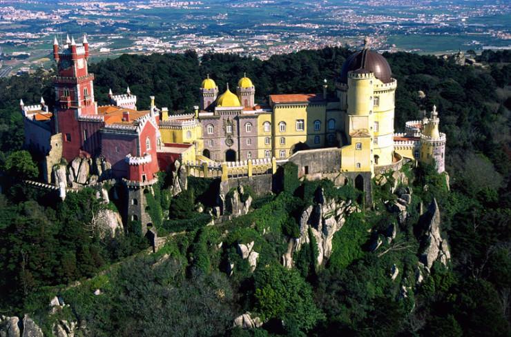 Top 10 Castles-Pena