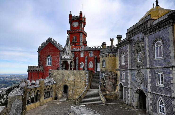 Top 10 Castles-Pena-Photo by Rossella Polloni
