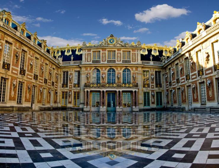 Top 10 Castles-Versailles
