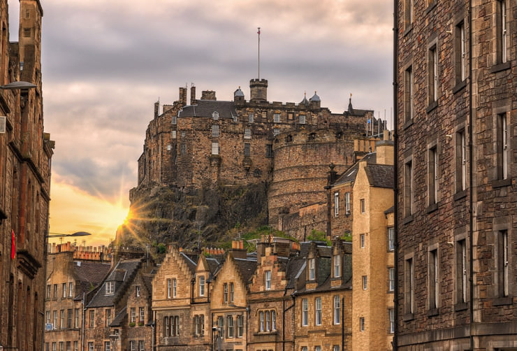 Top 10 Edinburgh-Castle-Photo by Miles Gray