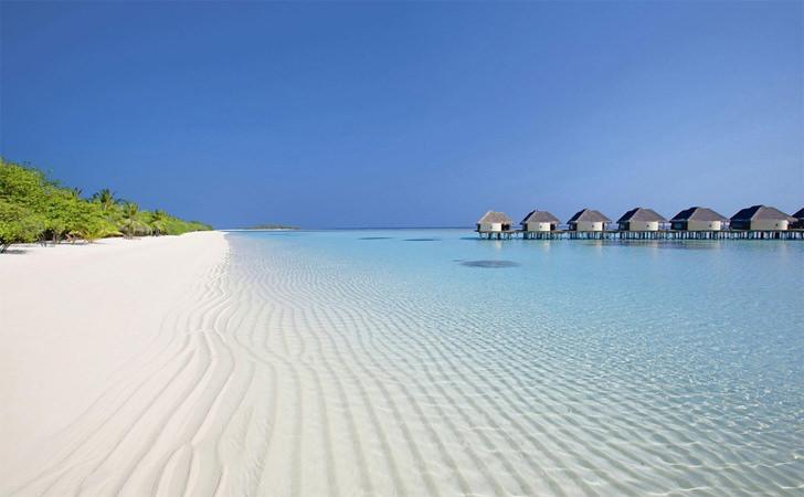 Kanuhura – the Luxury Spa Hotel in Divine Maldives