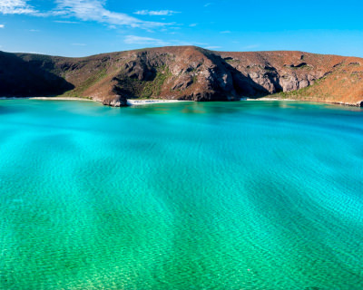Puerto Balandra – Striking Pristine Lagoon in Mexico