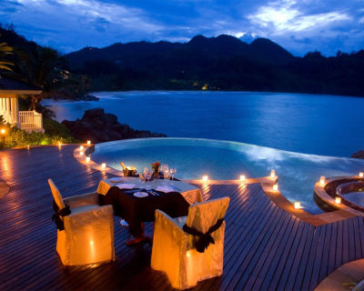 Banyan Tree – a Resort on the Best Beach in the World, Seychelles