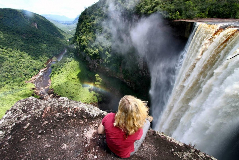 Kaieteur Falls – a Precious Gem Found at the Heart of Jungle, Guyana