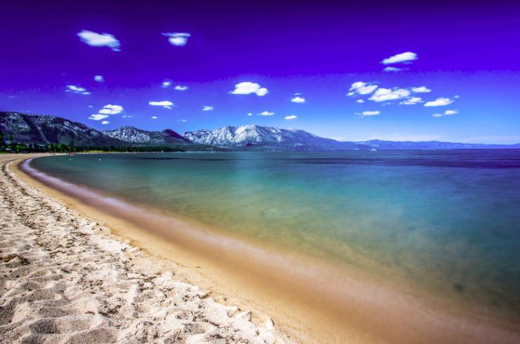 Lake Tahoe-Photo by Aaron Robinson