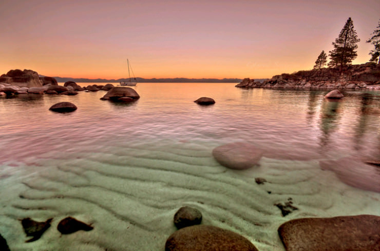 Lake Tahoe-Photo by Ethereal Sceneries