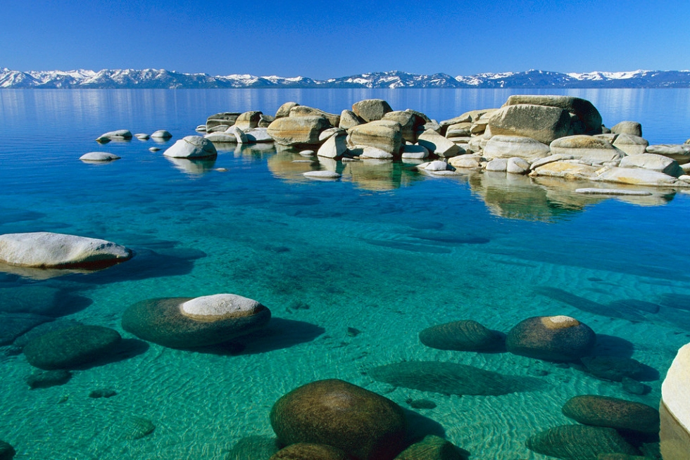 Tahoe – Two Million Years Old Clear Alpine Lake in USA