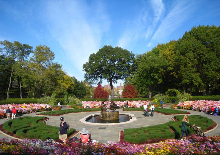 Top 10 Central Park-Conservatory