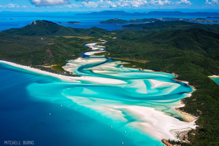 Top Australian Island-Whitsunday-Photo by Mitchell Burns