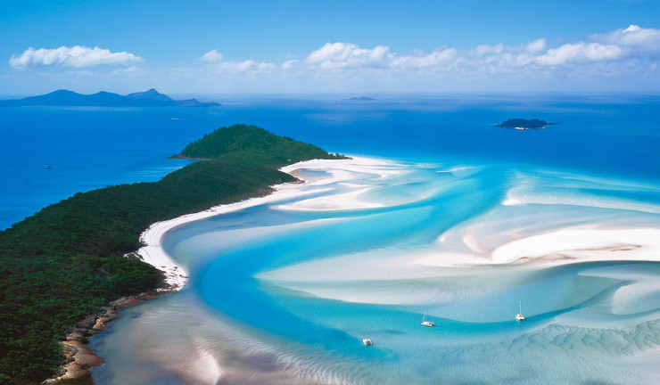 Top Australian Island-Whitsunday2