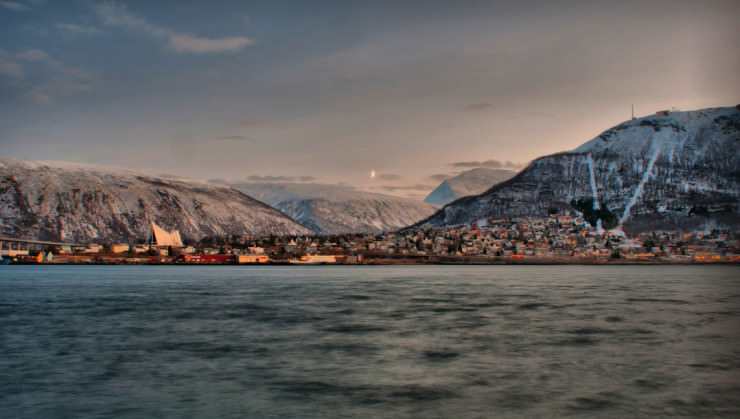 Tromso-Photo by James Johns