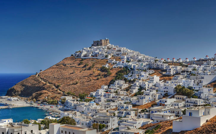 Astypalaia – Undiscovered Gem in the Aegean Sea, Greece