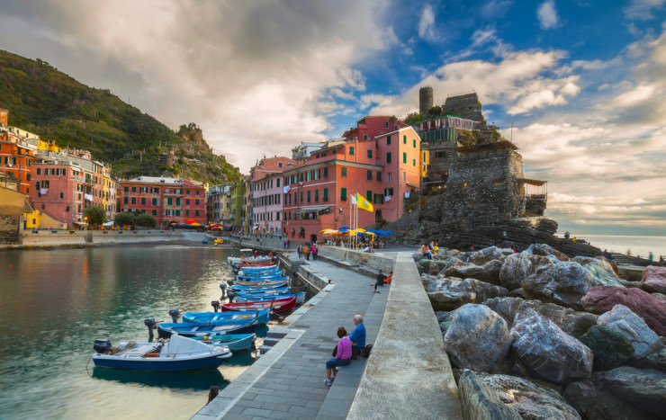 Vernazza-Photo by Andrey Chabrov