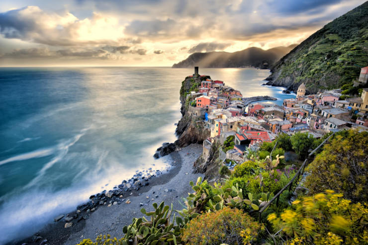 Vernazza-Photo by Lorenzo Estremo Pecunia