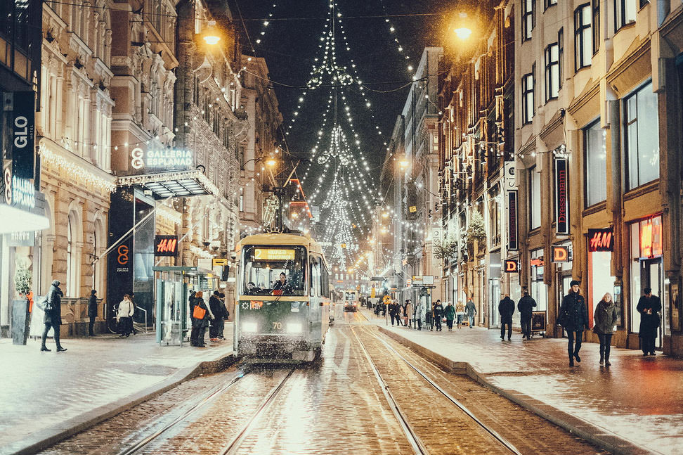 Helsinki a great choice to visit this christmas finland for Warm places to visit in december in usa