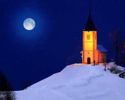 Jamnik – a Romantic Village in Julian Alps, Slovenia