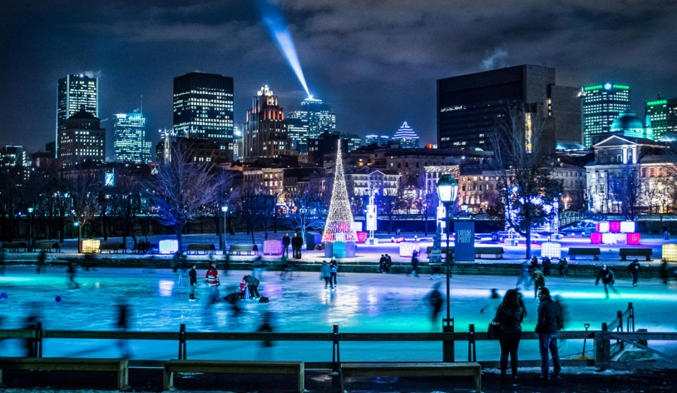 Have a White Shimmering Christmas in Montreal, Canada | Places To ...