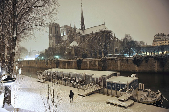 Paris in Winter-Photo by Mehdi Fedouach2