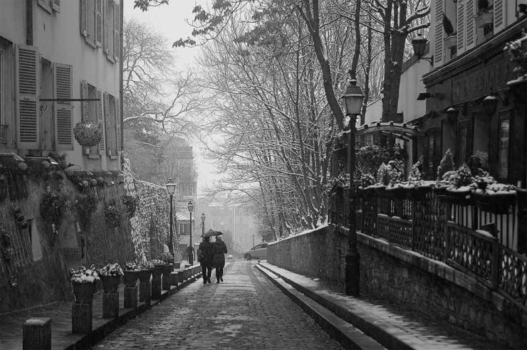Paris in Winter2